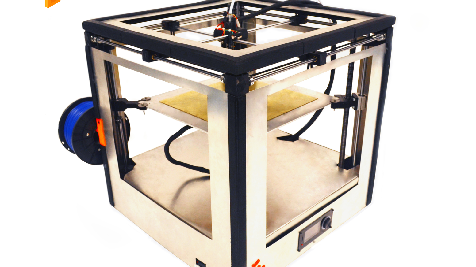 3D printer designed around speed and reliability. Prints more than 6X faster than leading consumer printers.