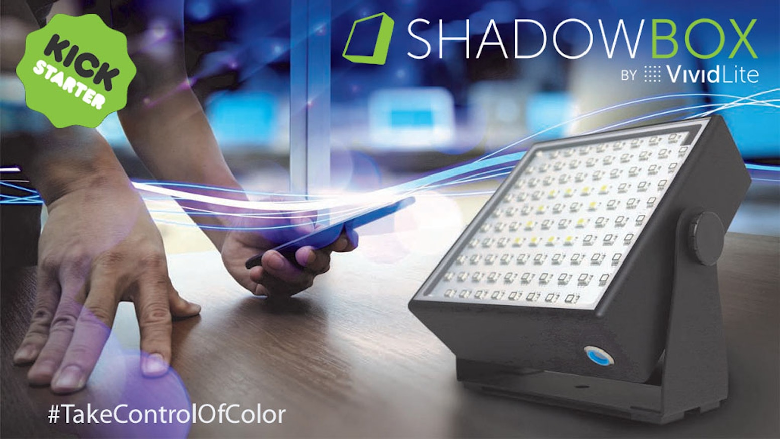 Take Control of Color with Just the Touch of an App! The Ultimate Wireless LED Light, Super Bright, and It Can Even Get Wet!