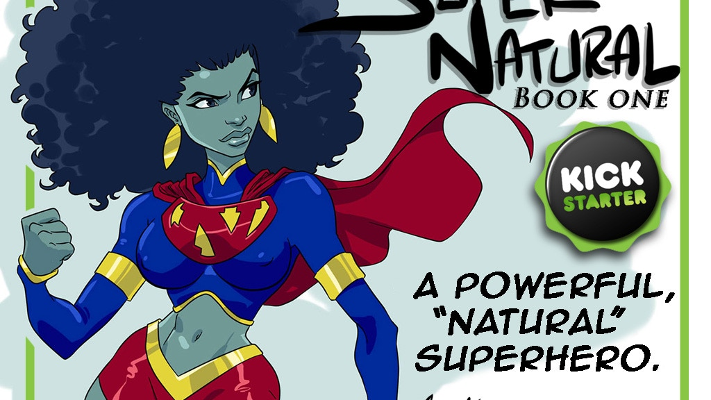 Super Natural: Book 1 project video thumbnail