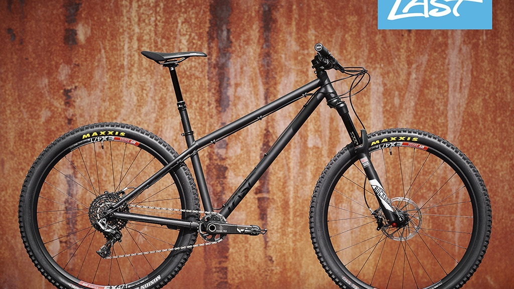 FASTFORWARD – enduro mountain bike hard tail by LAST project video thumbnail
