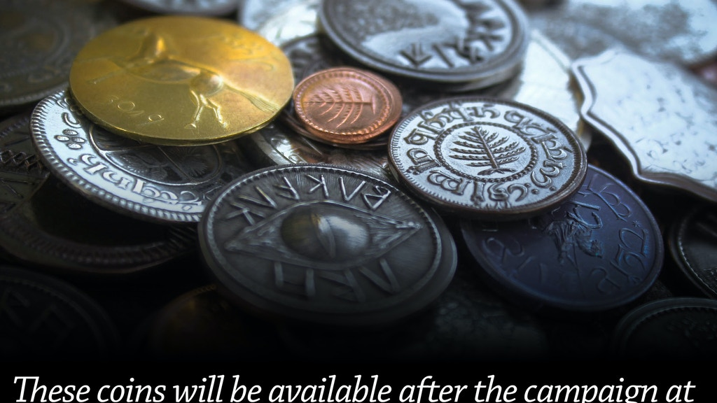 Licensed Coins from The Lord of the Rings ™ & The Hobbit ™ project video thumbnail
