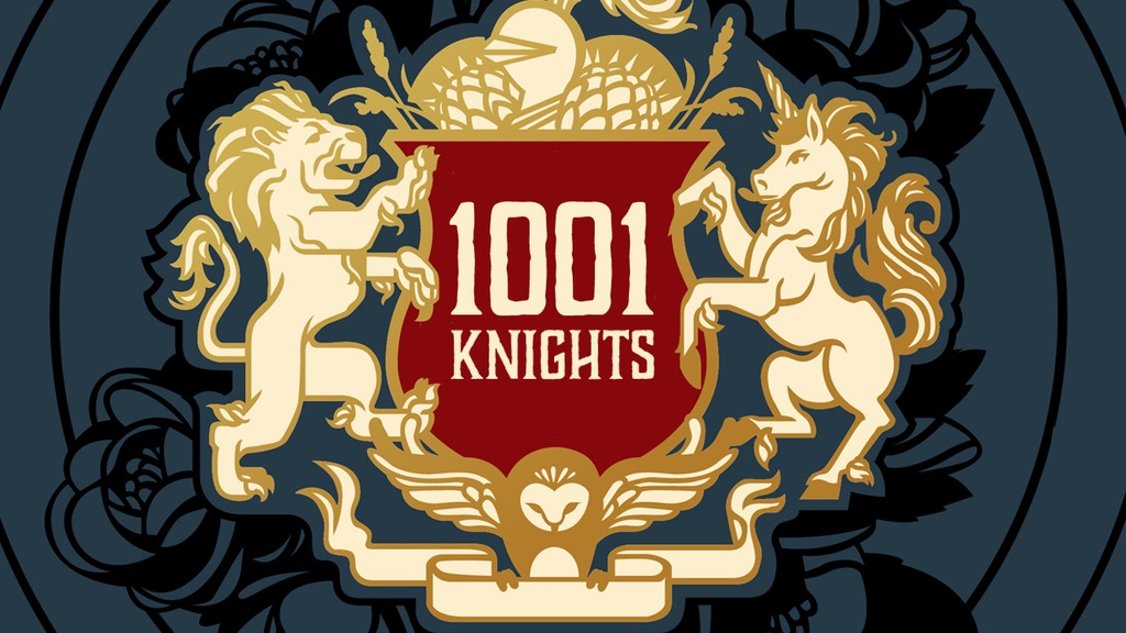 1001 Knights project video thumbnail
