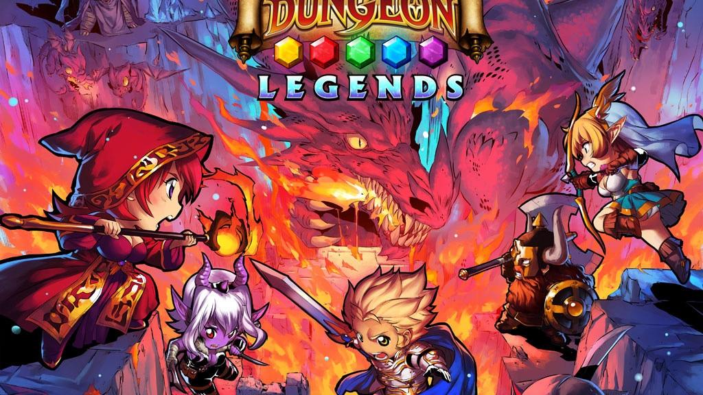 Super Dungeon Explore: Legends project video thumbnail