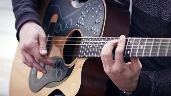 ACPAD – The Electronic Orchestra For Your Guitar project video thumbnail