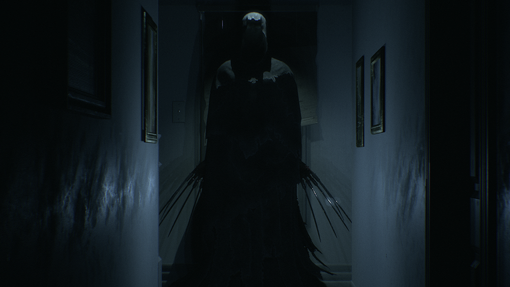Visage (Psychological horror game) project video thumbnail