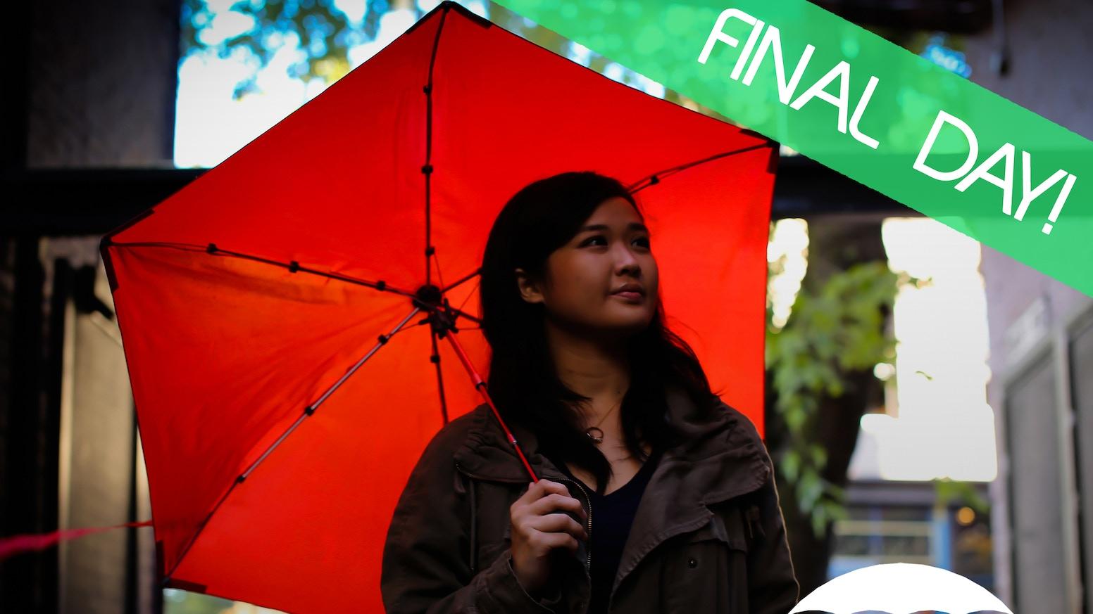 Cypress Umbrella The Last Umbrella You Will Ever Buy By