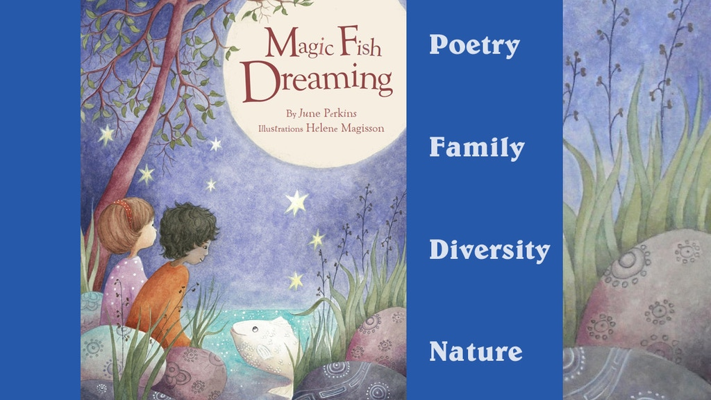 Magic Fish Dreaming project video thumbnail