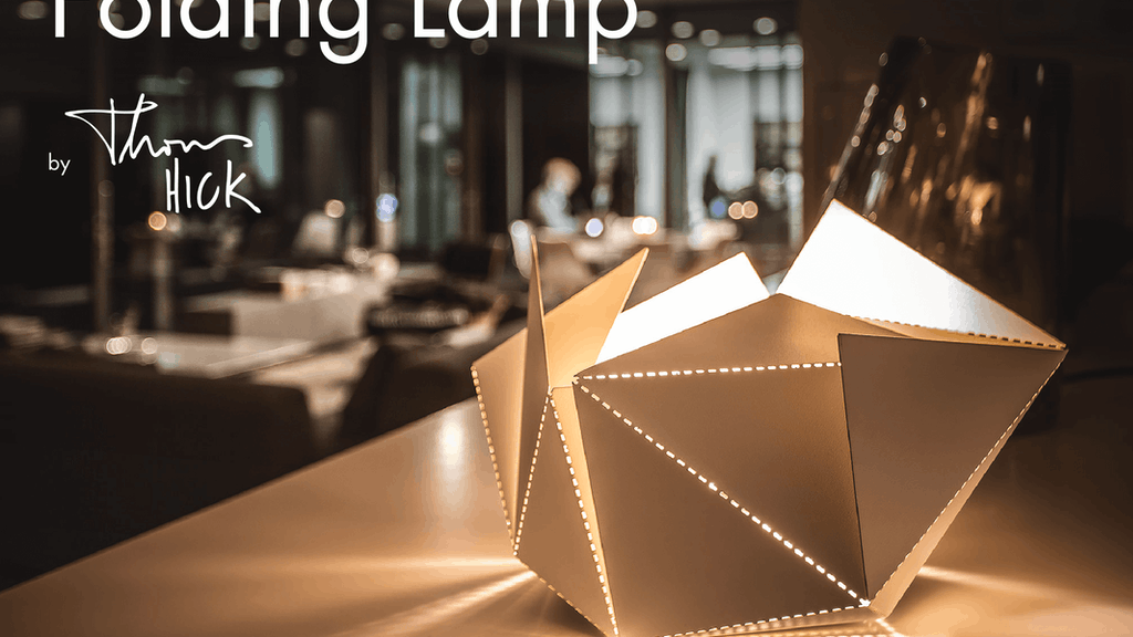 Folding Lamp project video thumbnail