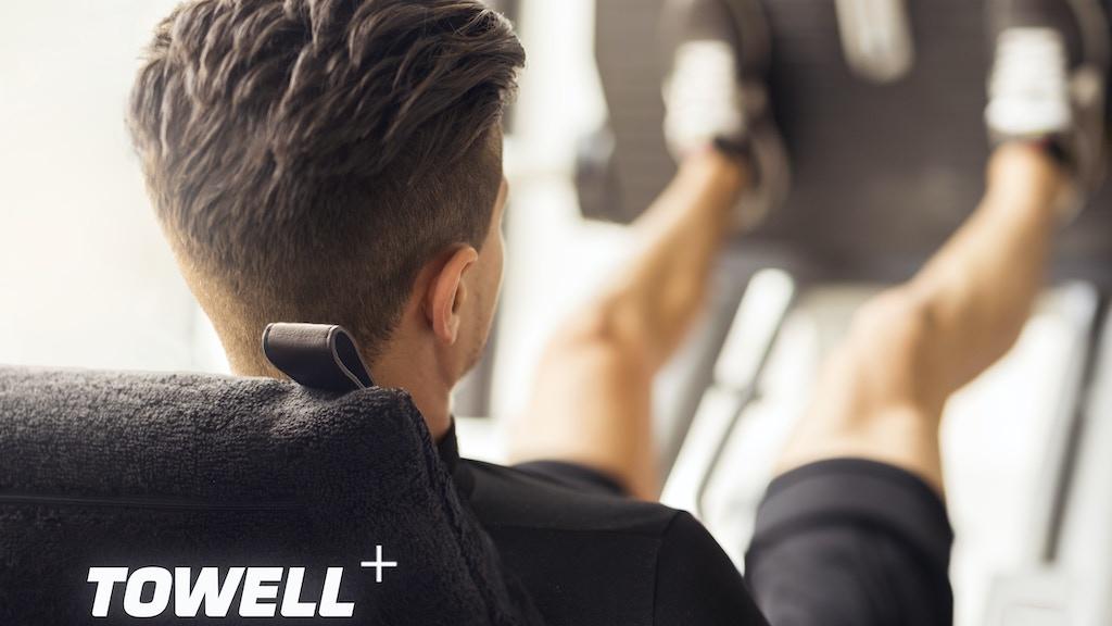 TOWELL - Run. Lift. Feel. Better. project video thumbnail