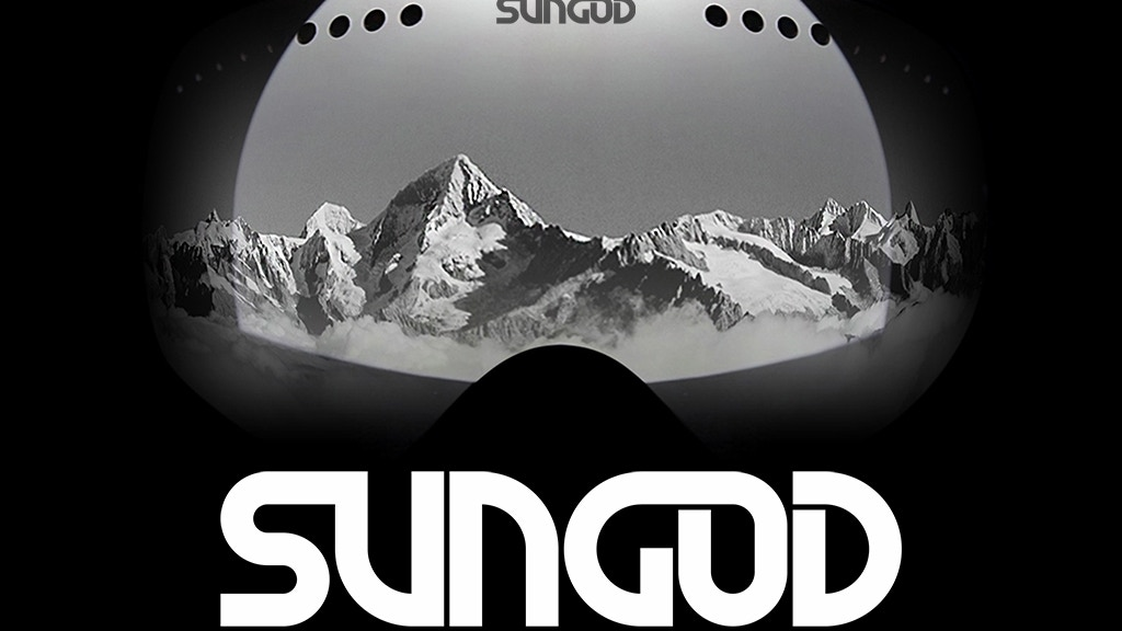 SunGod Revolts: Custom Ski and Snowboard Goggles project video thumbnail