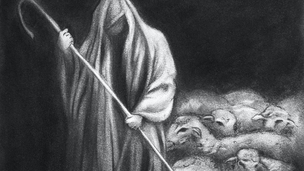 Death is Their Shepherd, by Physick project video thumbnail