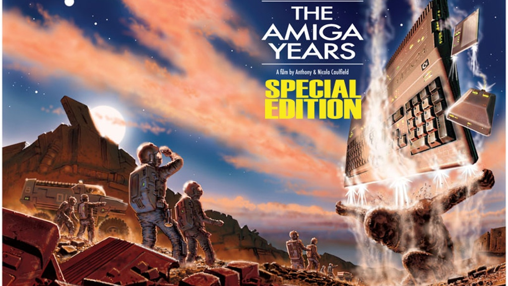 From Bedrooms to Billions: The Amiga Years! Special Edition project video thumbnail