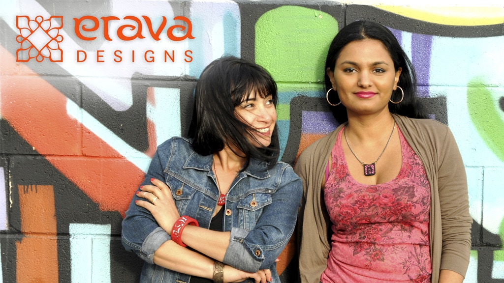 Erava Designs: 3D Printed Interactive Jewelry/Bangles project video thumbnail