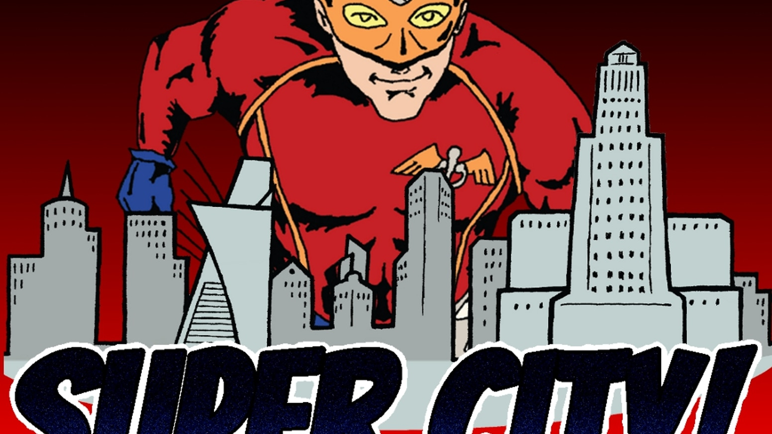 Super City The Game Of Supers Villains And Secret Agendas