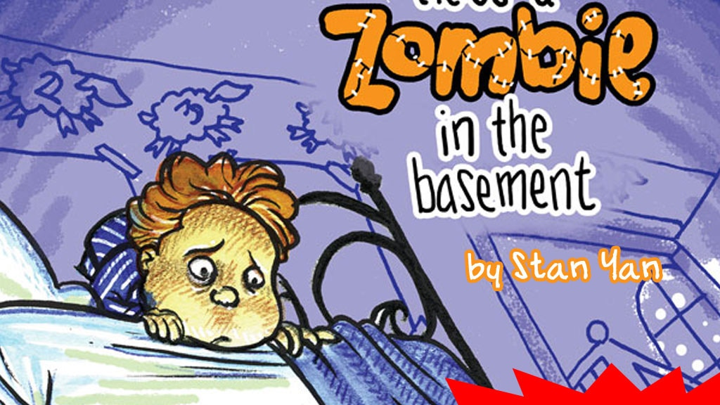 There's a Zombie in the Basement project video thumbnail
