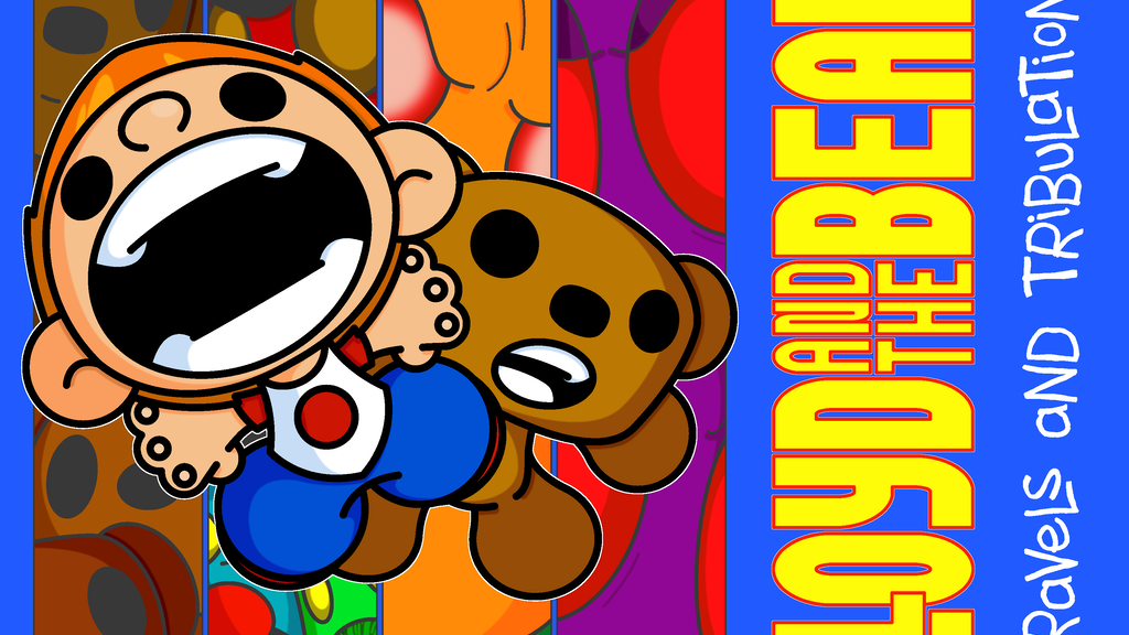 Lloyd and the Bear Vol 1 - Travels & Tribulations project video thumbnail