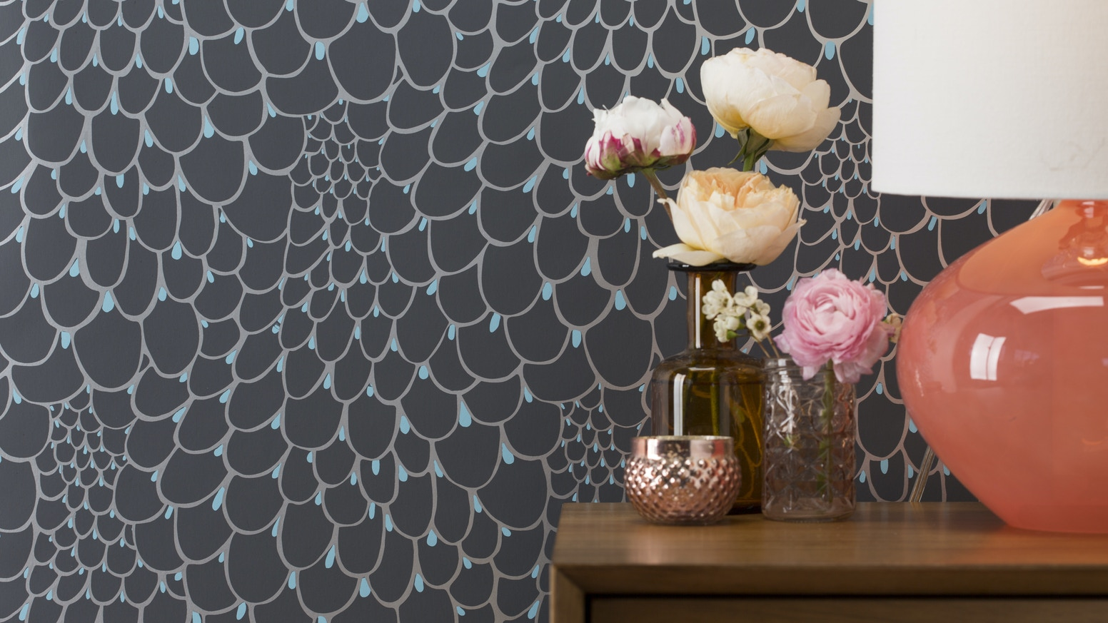 Relativity Textiles Handmade Wallpaper Inspired by the World