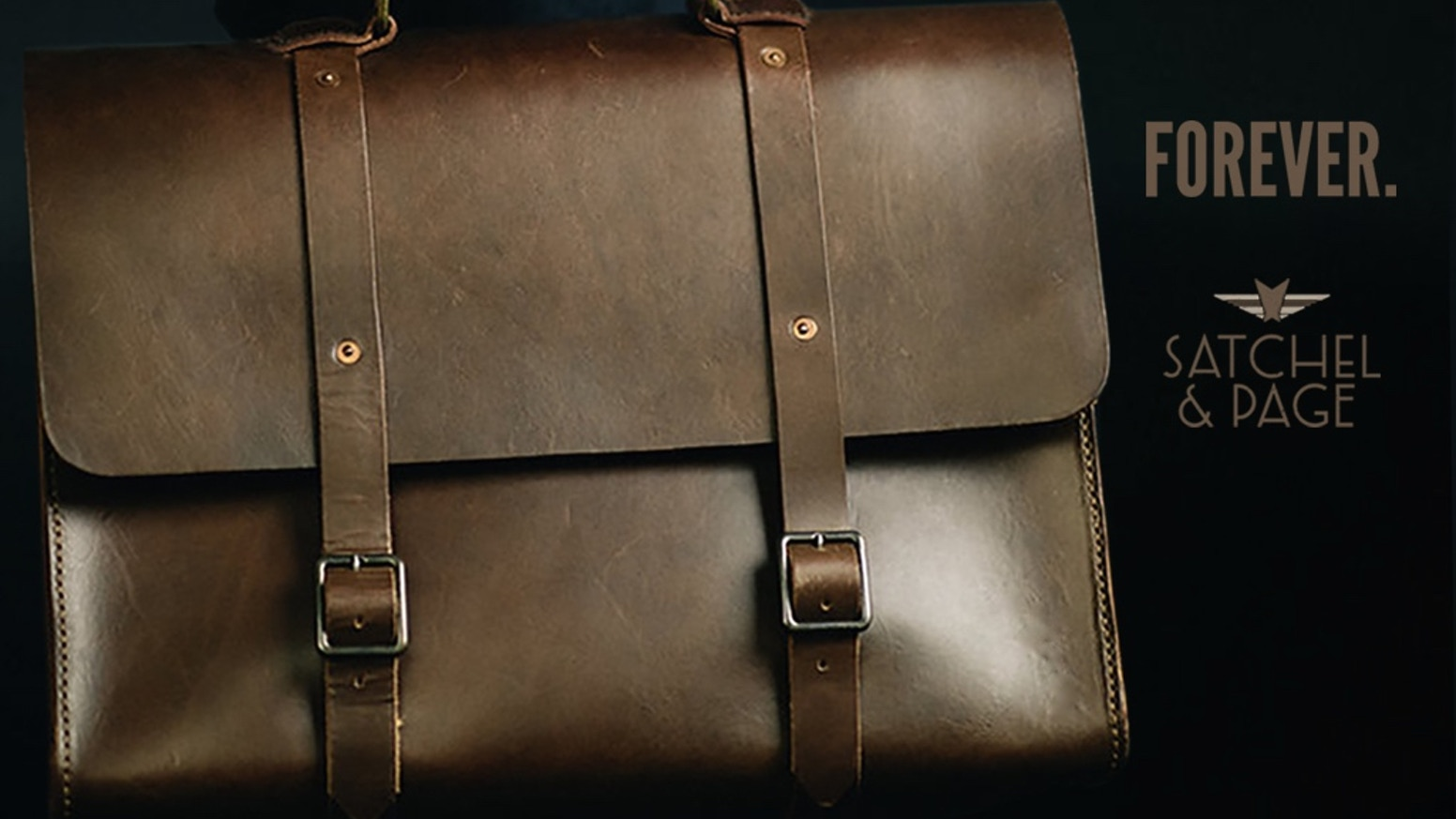 A leather bag collection inspired by my Great Grandfather's Suitcase from 1914. Modern, functional artifacts. Guaranteed for life.