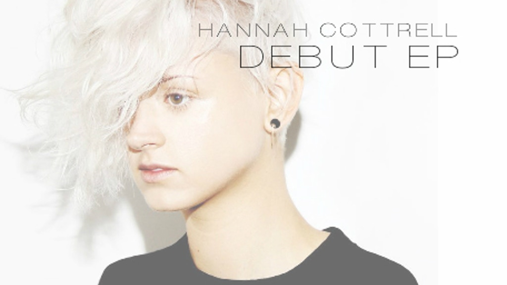 Hannah Cottrell Album Fundraiser project video thumbnail