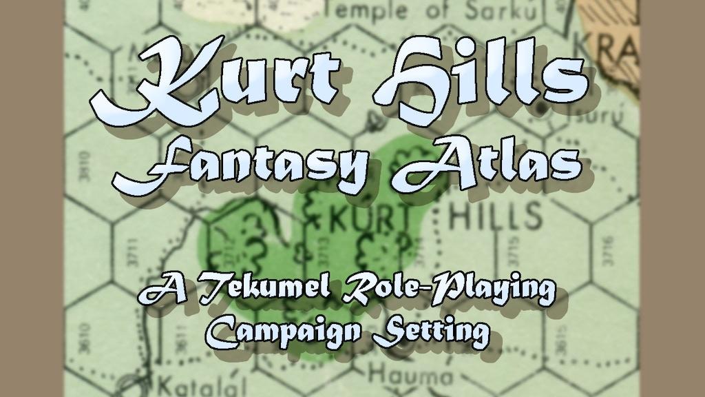 Kurt Hills Fantasy Atlas project video thumbnail