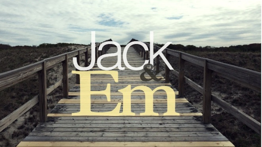 Jack and Em project video thumbnail