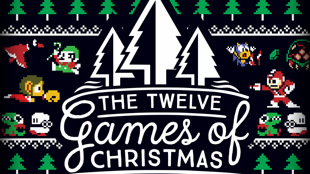 12 Games of Christmas - Christmas Cards, Shirts & More! by Matt aka ...