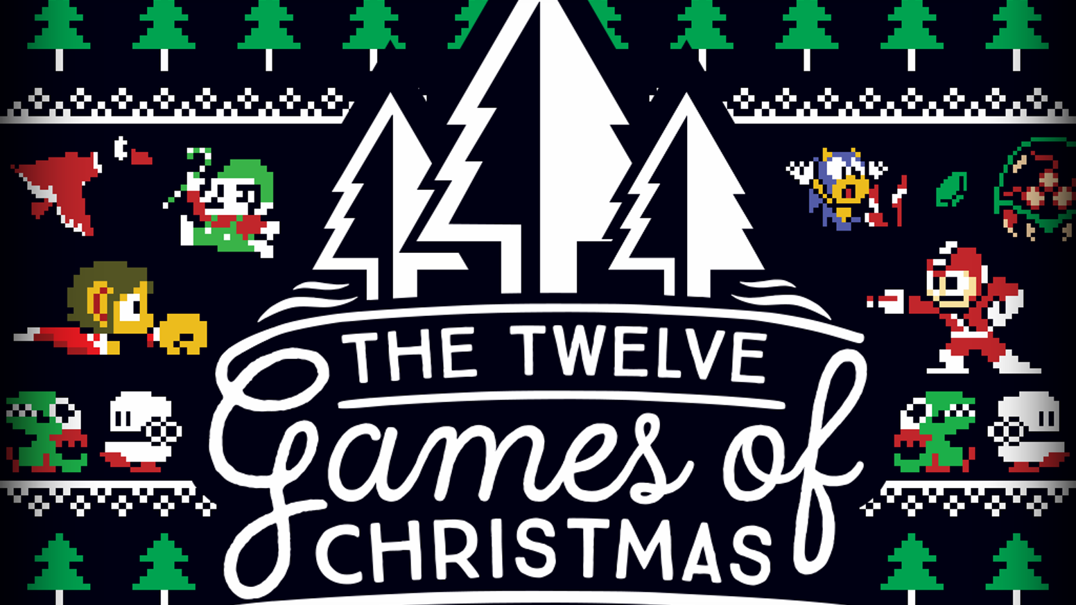 Spread Christmas gaming nostalgia around the world with retro gaming inspired Christmas cards, shirts and more.