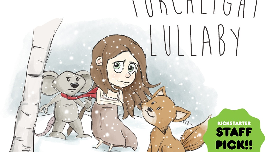 Torchlight Lullaby: A Fantasy Adventure Graphic Novel project video thumbnail
