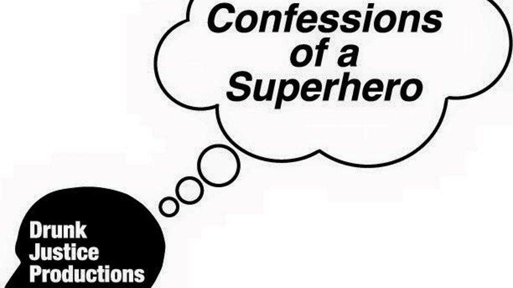 Confessions of a Superhero project video thumbnail