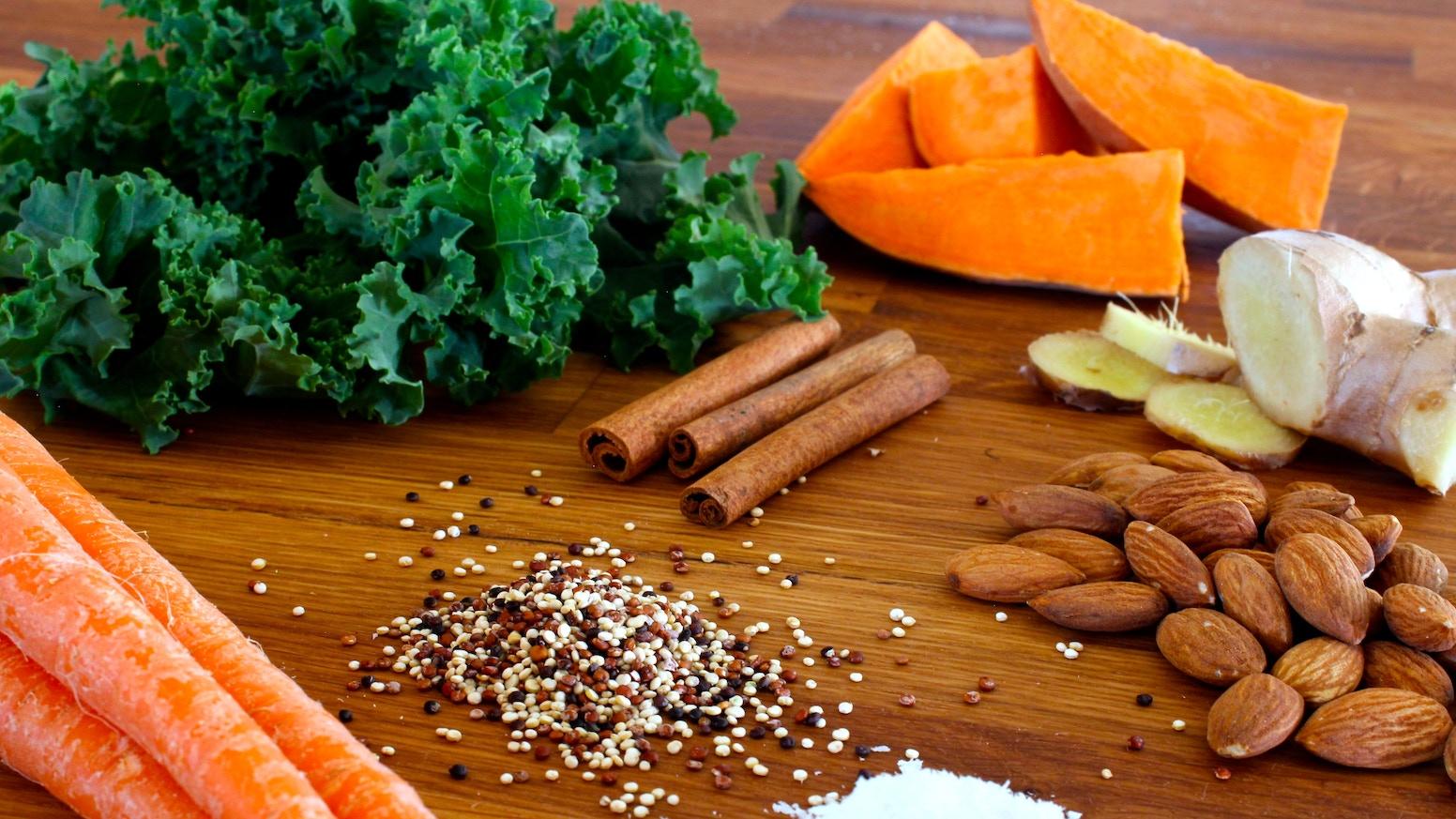 Thesaladbar vegetable based nutrition bar by eleanor for Food s bar unloc