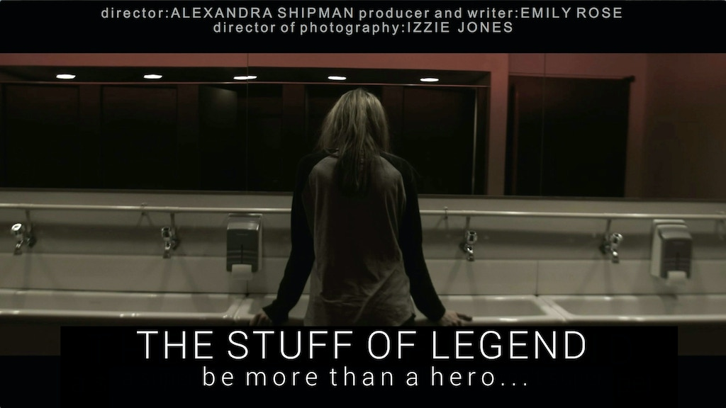 """The Stuff of Legend"" (superhero short film) project video thumbnail"