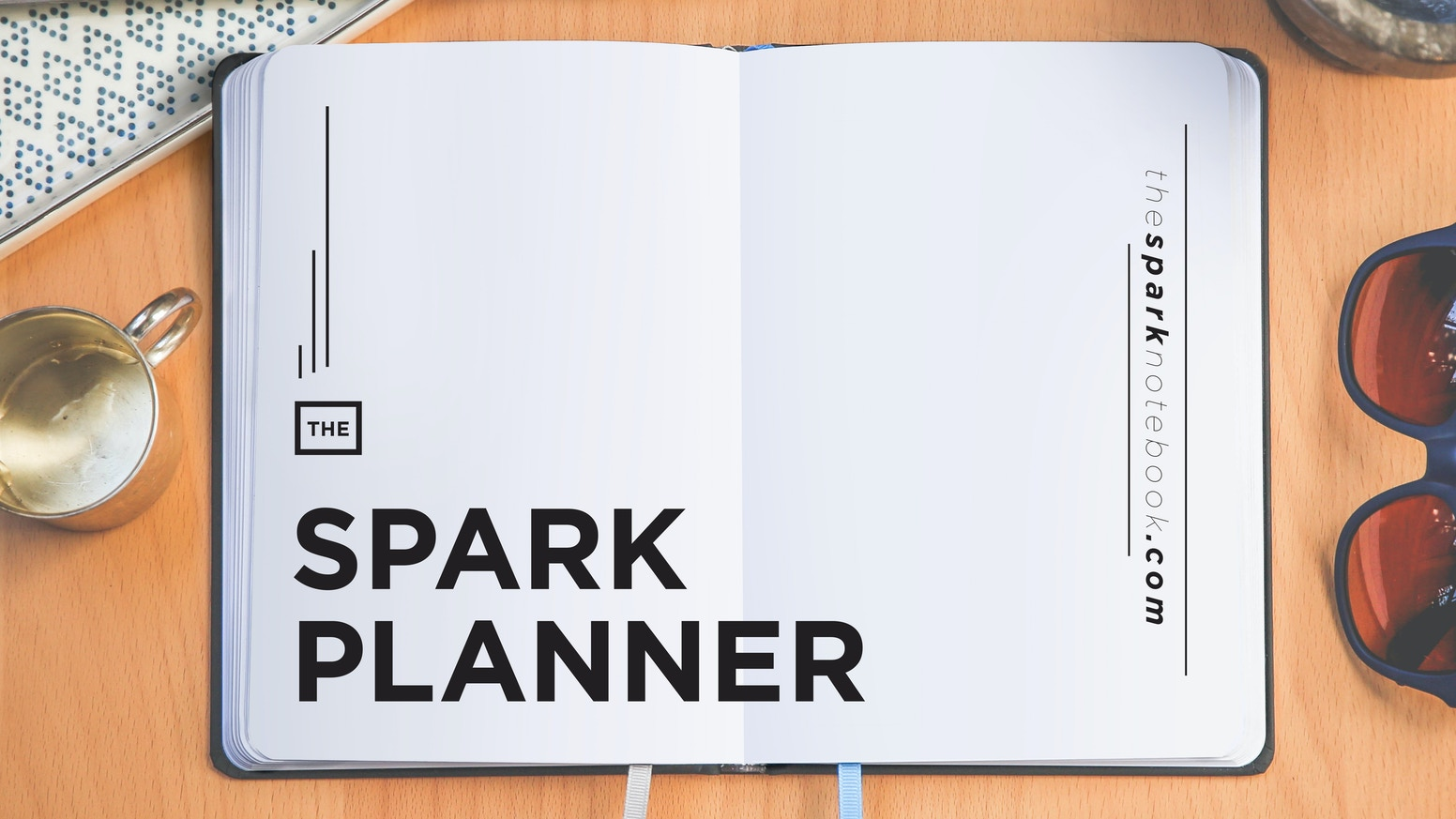 the spark planner achieve all your goals in 2016 by kate