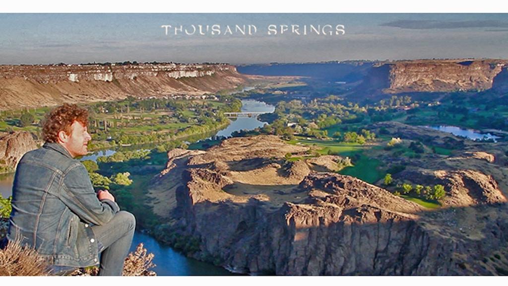 Thousand Springs - Korby Lenker's 7th studio album project video thumbnail