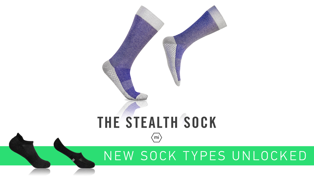 Stealth Socks: Covertly Fresh, Impeccably Styled project video thumbnail