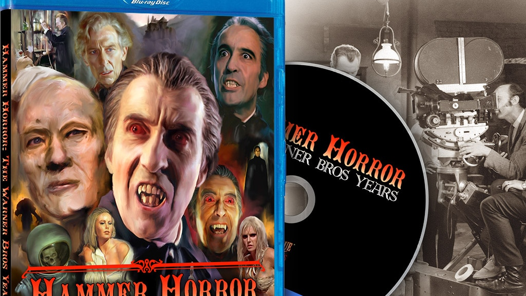 HAMMER HORROR: THE WARNER BROS YEARS project video thumbnail