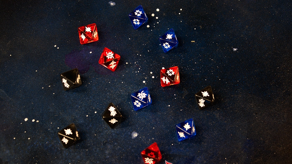 Project image for Space Battle Dice - Star Wars - Armada Compatible (Canceled)