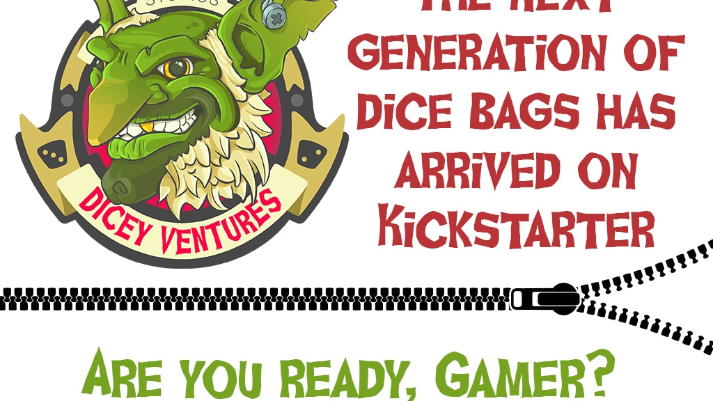 Venture Dice Bag project video thumbnail