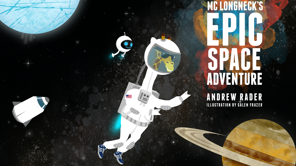 Epic Space Adventure (Science Book for Kids) project video thumbnail