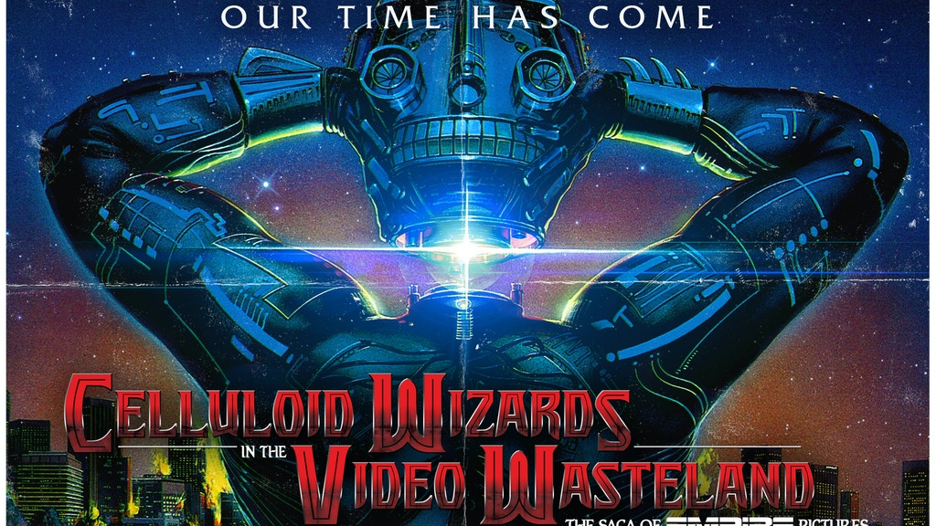 Celluloid Wizards in the Video Wasteland project video thumbnail