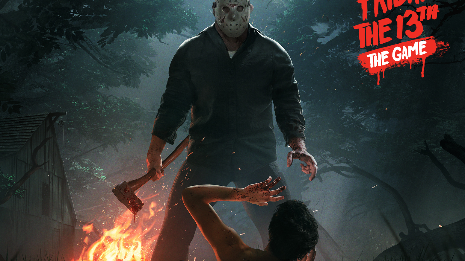 Friday the 13th: The Game by Randy Greenback - Gun Media — Kickstarter