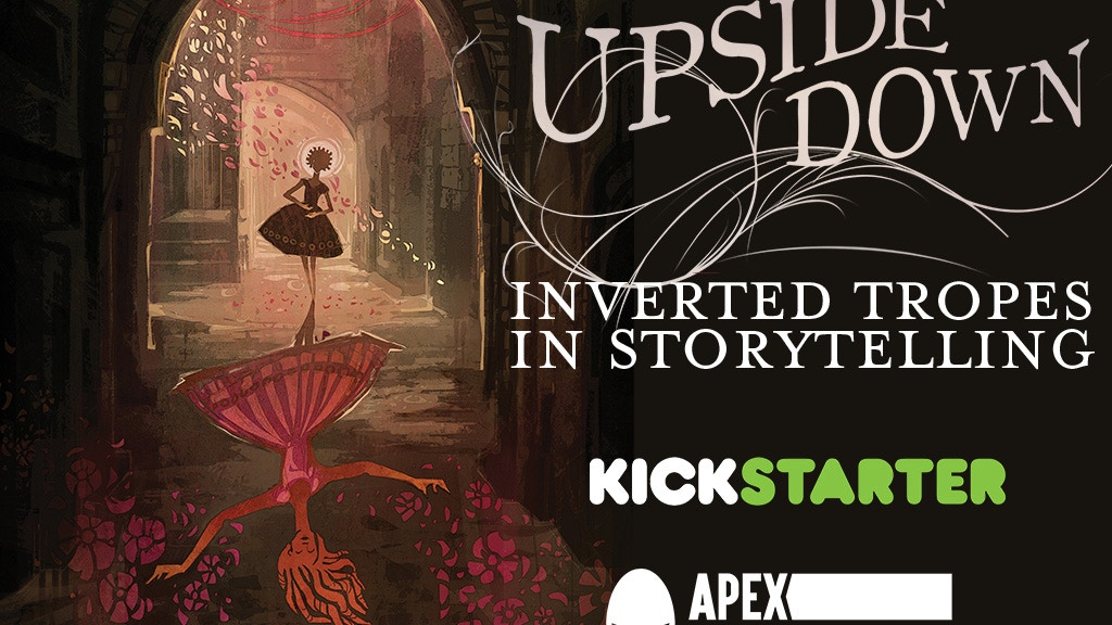 Upside Down: Inverted Tropes in Storytelling Anthology project video thumbnail