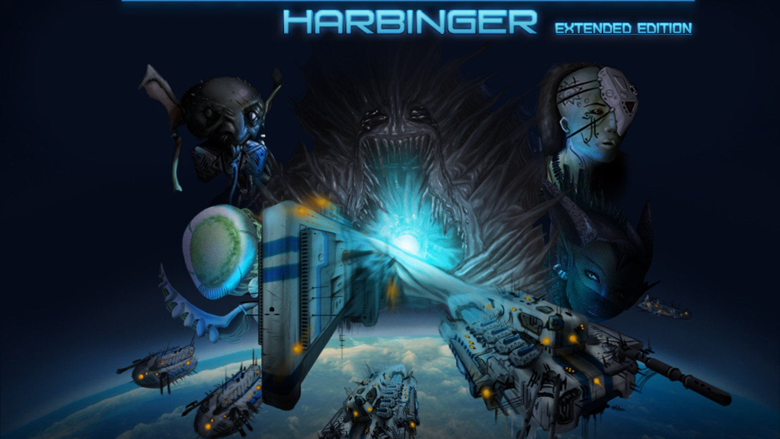 Battlestation Harbinger Extended Edition By Bugbyte Ludibooster
