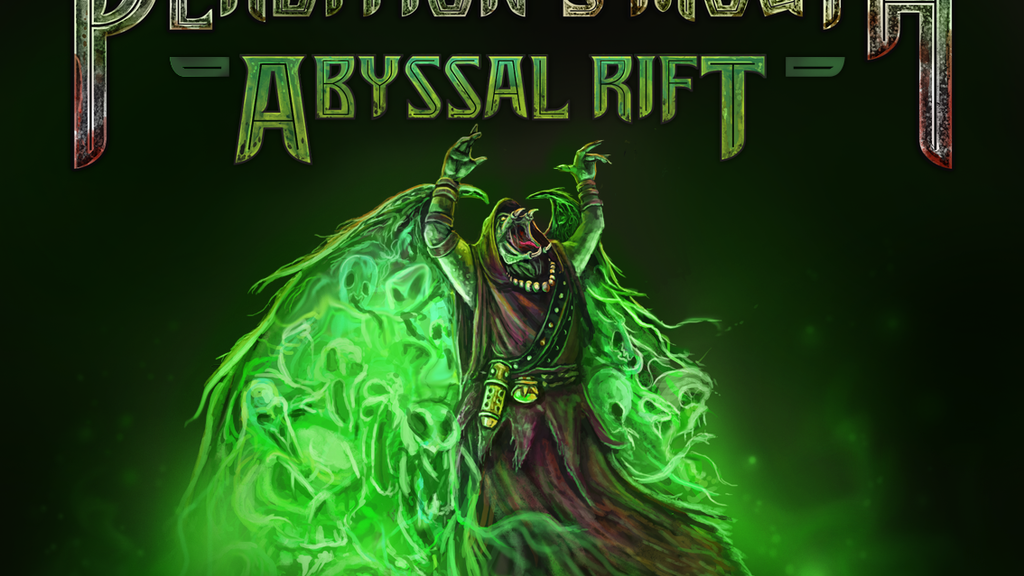 Perdition's Mouth: Abyssal Rift - a Horror-Fantasy Co-op project video thumbnail
