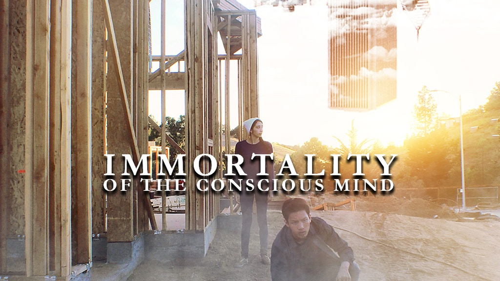 IMMORTALITY OF THE CONSCIOUS MIND - a science fiction drama project video thumbnail