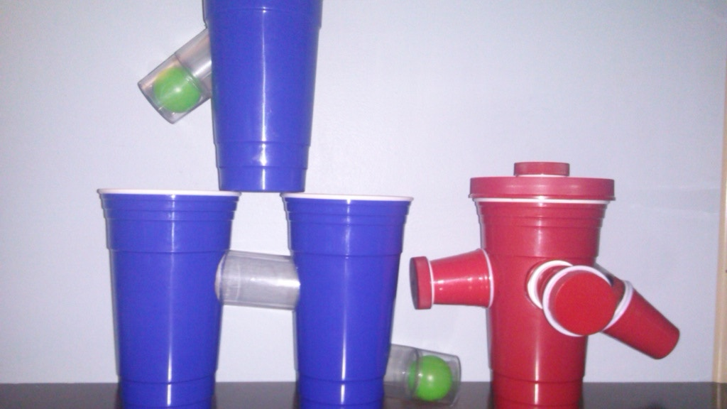 Project image for GAME SHOT CUPS (Canceled)