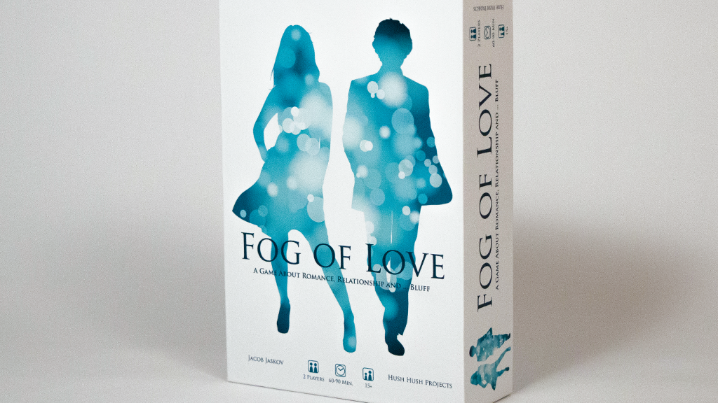 Fog of Love - romantic comedy as a board game project video thumbnail