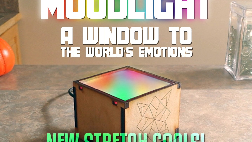 MOODLIGHT | The world's emotions, on your desk. project video thumbnail