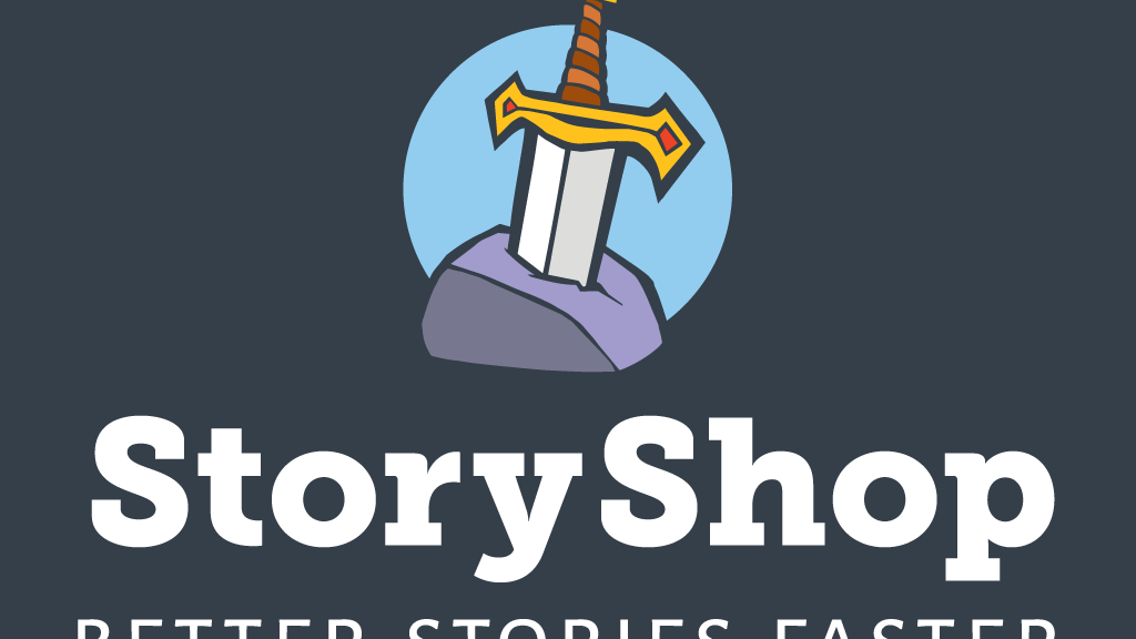 StoryShop: An App That Helps You Write Better Stories Faster project video thumbnail