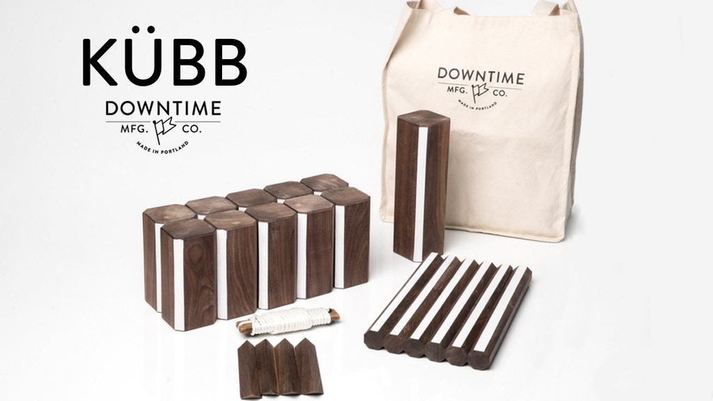 Kubb from Downtime Manufacturing Co. project video thumbnail