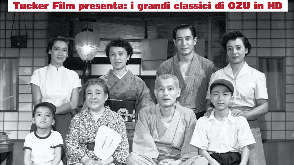 I GRANDI CLASSICI DI OZU IN HD project video thumbnail